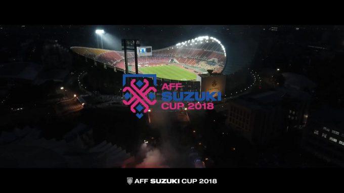 SUZUKI CUP 2018