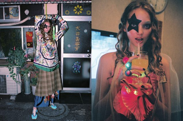 commons&sense ISSUE55 – GUCCI FASHION STORY