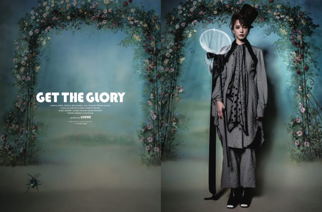 commons&sense ISSUE55 – LOEWE FASHION STORY