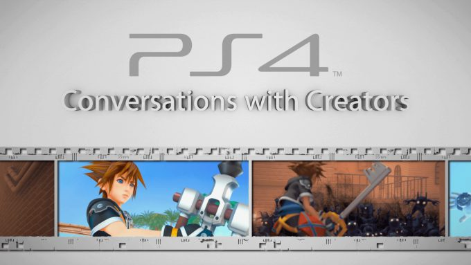 PlayStation®4 Conversations with Creators Title Sequence