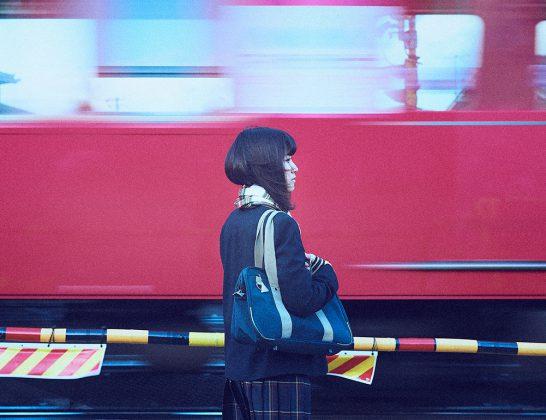 H△G「青色フィルム」ジャケット用写真
