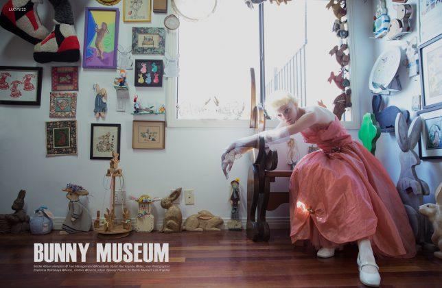 Lucy's magazine  – BUNNY MUSEUM