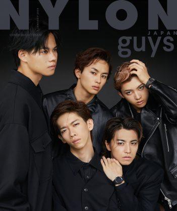 NYLON JAPAN 2020年1月号