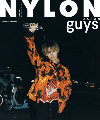 """NYLON guys JAPAN KAI STYLE BOOK """