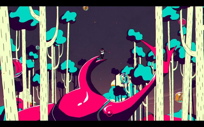 「Little World」 Short Animation