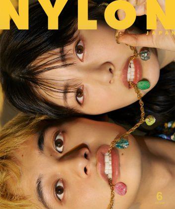 NYLON JAPAN 2020年6月号