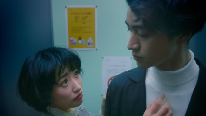 UHA味覚糖 SIXPACK 「キス」篇 Webムービー 15秒