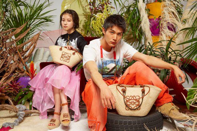 The Fashion Post「LOEWE パウラズ・イビザ2021」