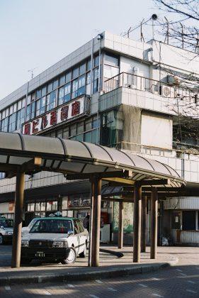 Okazaki Micro hotel ANGLE promotion photo